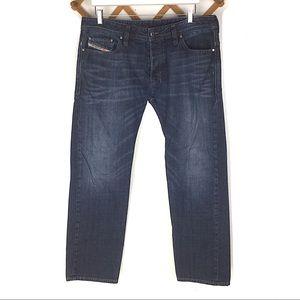 Diesel Safado Straight Leg Jeans Men's 36x30
